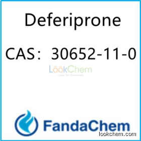 Deferiprone;1,2-Dimethyl-3-hydroxypyrid-4-one CAS:30652-11-0 from fandachem