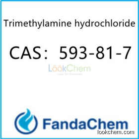 Trimethylamine hydrochloride CAS:593-81-7 from fandachem