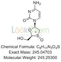 Lamivudine Oxide Impurity CAS No.:
