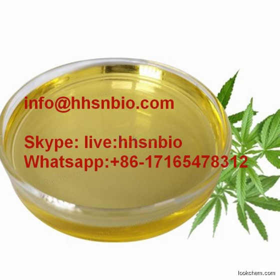 factory supply high purity Cannabidiol CBD 13956-29-1