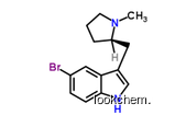 (R)-5 BROMO-3-((1-METHYLPYRROLIDINE-2-YL)METHYL)-1H-INDOLE  Indoles derivatives CAS NO.143322-57-0