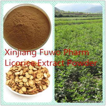 Licorice extract  powder GMP China Factory