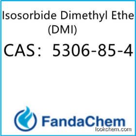 Dimethyl Isosorbide (DMI),Isosorbide dimethyl ether,GRANSOLVE DMI CAS:5306-85-4 from fandachem