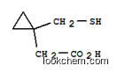 2-[1-(Mercaptomethyl)cyclopropyl]acetic acid