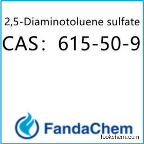 2,5-Diaminotoluene sulfate CAS:615-50-9 from fandachem