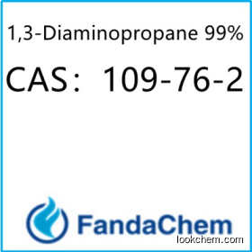 1,3-Diaminopropane 99%  CAS:109-76-2 from FandaChem