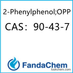 2-Phenylphenol;OPP  CAS:90-43-7 from fandachem