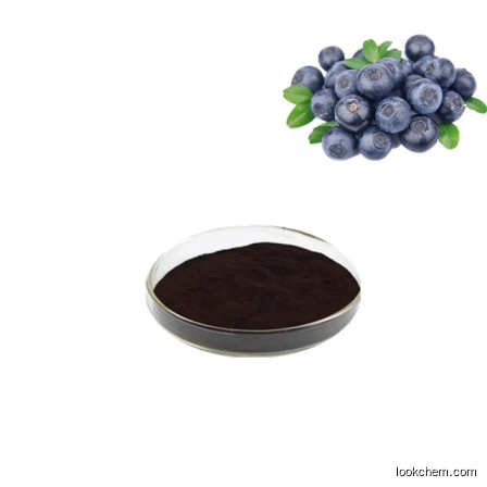 blueberry extract proanthoyanidin 25%(4852-22-6)