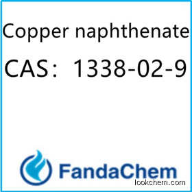 Copper naphthenate; CNC;Naphthenic acids, copper salts  CAS:1338-02-9 from fandachem