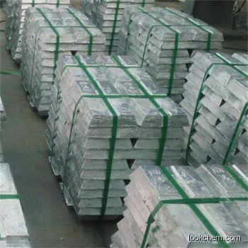High Quality Zinc Ingot/High Purity 99.995% Zinc Ingot with Competitive Price