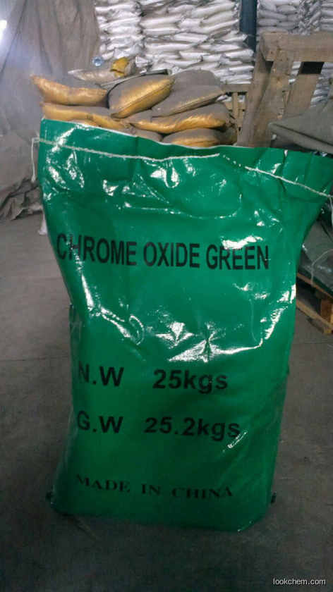 CHROME OXIDE GREEN (Metallur CAS No.: 1308-38-9