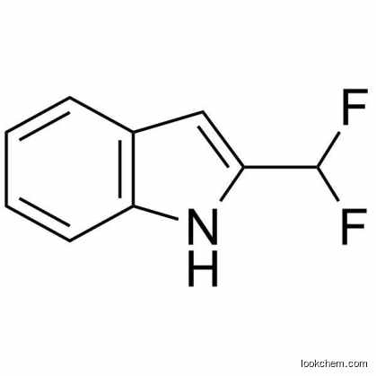 4,5-Difluoro-2-methylindole  CAS No.: 85462-60-8