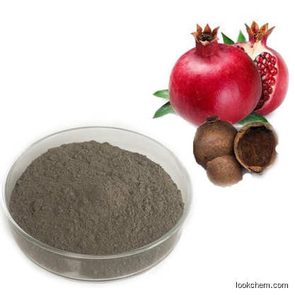 organic Pomegranate extract  CAS No.: 476-66-4