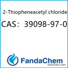 2-Thiopheneacetyl chloride CAS:39098-97-0 from Fandachem