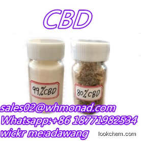 Buy online safety and quickly high purity Cannabidiol CAS 13956-29-1