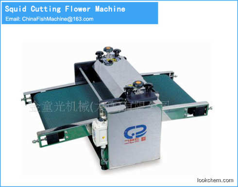 Squid pattern cut machine Ch CAS No.: