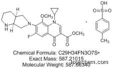Moxifloxacin Impurity H(EP) CAS No.: 721970-35-0