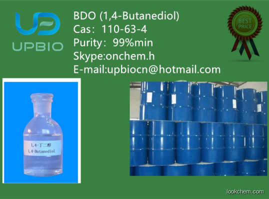 TOP Supplier 1,4-Butanediol/BDO  110-63-4