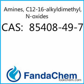 Amines, C12-16-alkyldimethyl CAS No.: 85408-49-7