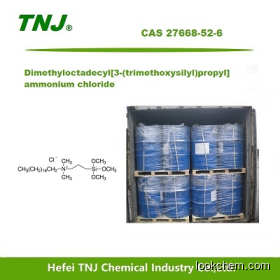 CAS 27668-52-6 Dimethyloctadecyl[3-(trimethoxysilyl)propyl]ammonium chloride