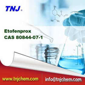 Etofenprox 95%TC 20%WP CAS 8 CAS No.: 80844-07-1
