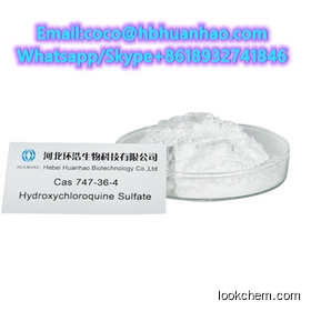 Hydroxychloroquine Sulfate f CAS No.: 747-36-4
