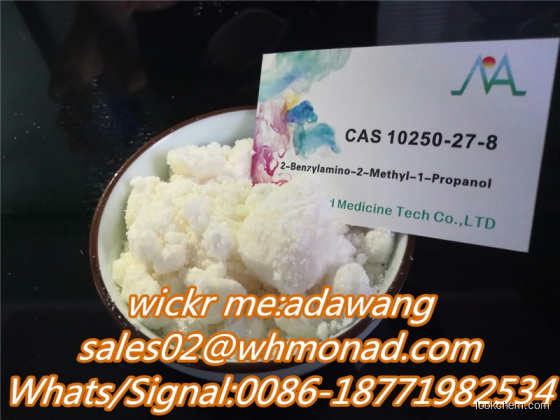cas 10250-27-8 2-(benzylamino)-2-methylpropan-1-ol China supplier