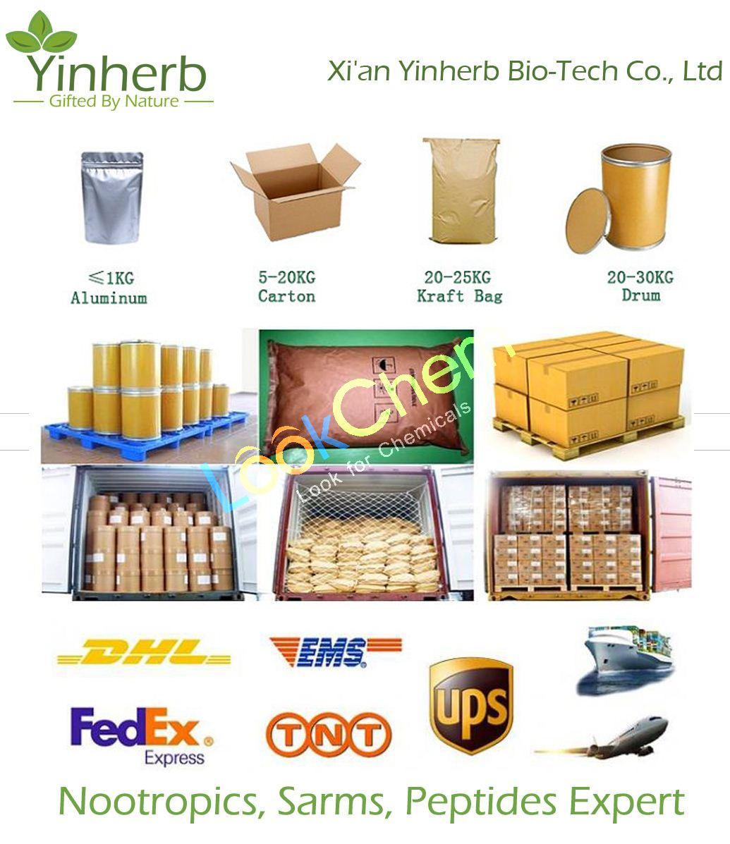 MK-2866, CasNo 841205-47-8 Xi'an Yinherb Bio-Tech Co , Ltd  China